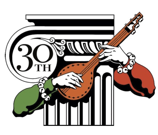 Festa Seattle 30th Anniversary logo
