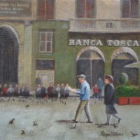 Banca Toscana by Roger Willsie, 2014