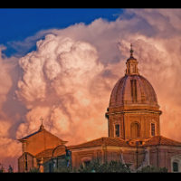 San Giovanni dei Fiorentini by Ian Caruanai, 2015