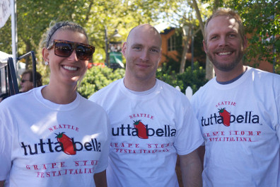 Festa Italiana Tutta Bella team photo