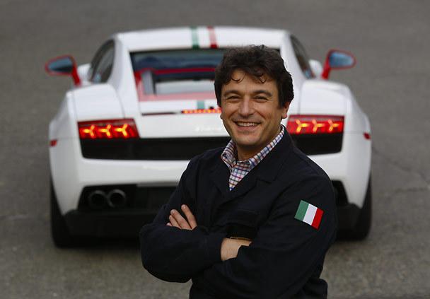 Dr Paolo Feraboli