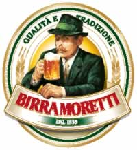 Moretti Birra logo