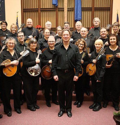 Seattle Mandolin Orchestra