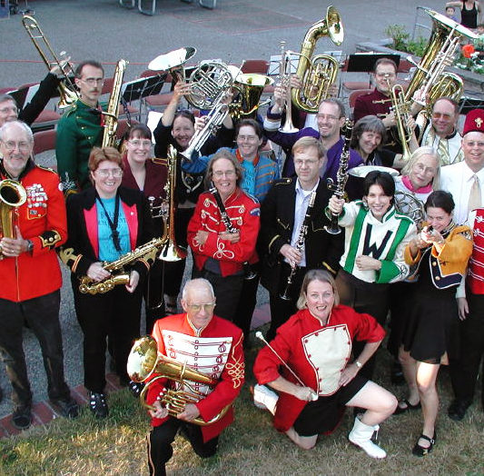 Ballard Sedentary Sousa Band