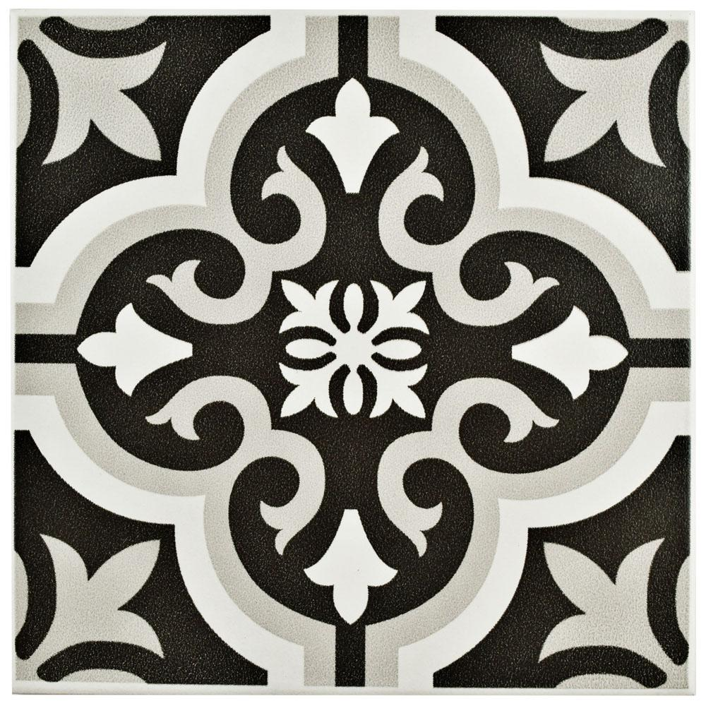 Braga Italian style ceramic tile from Home Depot