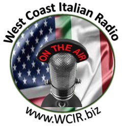 West Coast Italian Radio logo