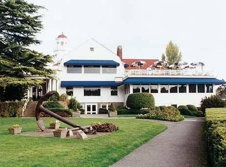 Seattle Yacht Club exterior photo