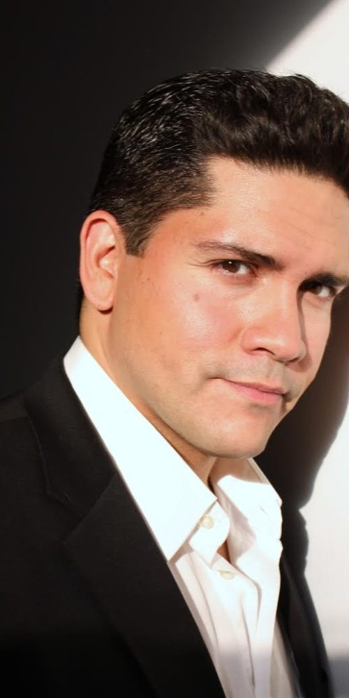 Aaron Caruso portrait