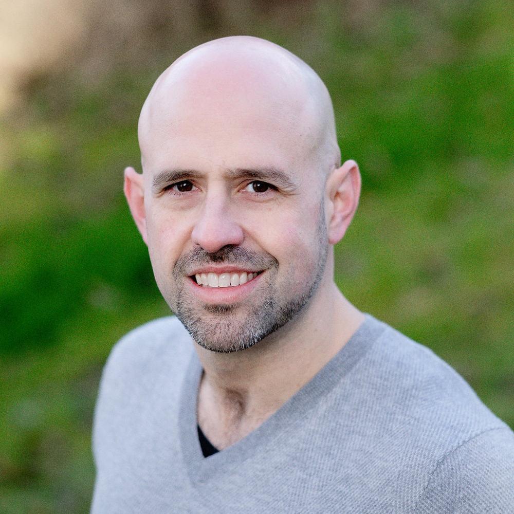 Marcus Shelton portrait