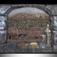 Tuscan Vineyard II, by George Gountanis