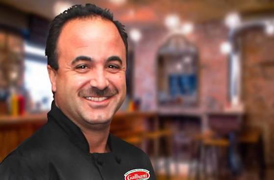 Chef Marco Sciortino