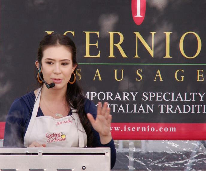Rosella Rago chef